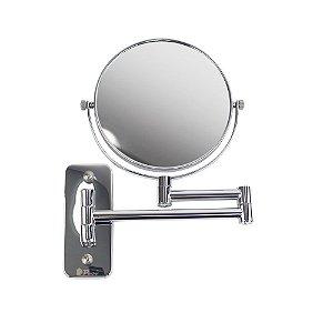 Espelho de Aumento Dupla Face para Parede Panther PTH1306-6 6 Polegadas