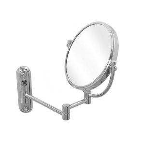 Espelho de Aumento Dupla Face para Parede Panther PTH1458-8 8 Polegadas