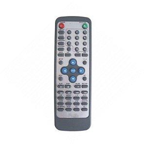 CONTROLE REMOTO DVD CCE - DVD-500X / DVD-510USX / DVD-750X