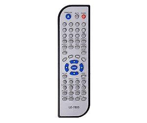 CONTROLE REMOTO DVD NKS DVD 4500G
