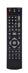CONTROLE REMOTO DVD NKS DVD 4100B / DVD 4100C