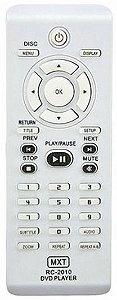 CONTROLE REMOTO DVD PHILIPS C0771