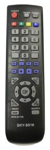 CONTROLE REMOTO DVD BLURAY SAMSUNG AK59-00113A