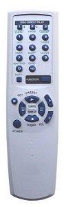 CONTROLE REMOTO SOM AIWA RC-ZAS02 / NSX-T96 / NSX-T99 / XH-A1000 / XH-A1060