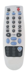 CONTROLE REMOTO RECEPTOR ELSYS VISION