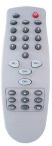 CONTROLE REMOTO RECEPTOR ORBISAT S-2200 PLUS