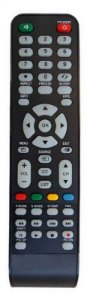 CONTROLE REMOTO TV LCD / LED CCE RC-512 / STILE D4201