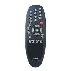 CONTROLE REMOTO TV CINERAL RH3400N