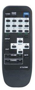 CONTROLE REMOTO TV GRADIENTE HT-M277S / HT-M299S / GT-2825 / RMC530