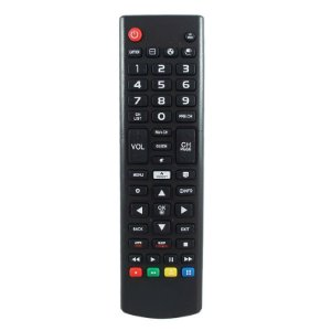 CONTROLE REMOTO UNIVERSAL DUO PARA TV SAMSUNG E LG LCD/LED/HDTV/3D
