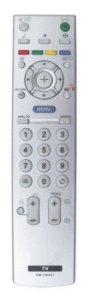CONTROLE REMOTO TV LCD SONY BRAVIA RM-ED007