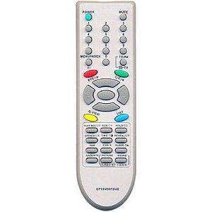 CONTROLE REMOTO TV LG 6710V00124E / RP14CB20A / RP20CB20A