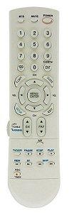 CONTROLE REMOTO TV SEMP TOSHIBA CT-8030