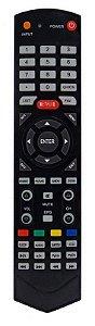 CONTROLE REMOTO TV LCD / LED SEMP TOSHIBA CT-6610 COM NETFLIX
