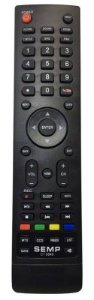 CONTROLE REMOTO TV LCD / LED SEMP TOSHIBA CT-6640