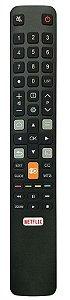 CONTROLE REMOTO TV LCD SEMP TCL 49P2US / 55P2US / 65P2US / L32S4900S / L40S4900FS / L43S4900FS / L49S4900FS / L55S4900FS
