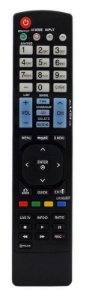 CONTROLE REMOTO TV LCD / LED / PLASMA LG AKB72914245