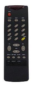 CONTROLE REMOTO TV SAMSUNG AA59-10081J / AA59-10081K / CN3338 / CN5066 / CN5083