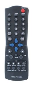 CONTROLE REMOTO TV PHILIPS 14PT314A / 14PT316A / 14PT414A / 14PT424A / 14PT616A
