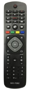 CONTROLE REMOTO TV SMART PHILIPS 50PUG6700/78