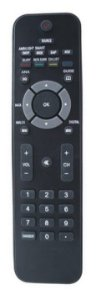 CONTROLE REMOTO TV LCD PHILIPS 42PFL7803D / 52PFL7803D