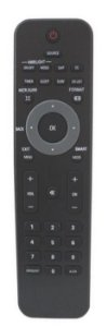 CONTROLE REMOTO TV LCD PHILIPS RC2143608 / 42PFL5403