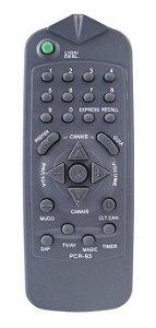 CONTROLE REMOTO TV PHILCO PCR-70 / PCR-93 / TP-1452 / TP-1453 / TP-2052