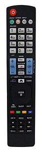 CONTROLE REMOTO TV LCD LG AKB74115501