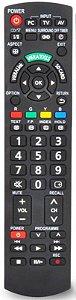 CONTROLE REMOTO TV LCD PANASONIC N2QAYB000572 N2QAYB000487 EUR7628030