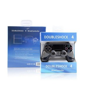 CONTROLE PARA PS4 PLAYSTATION 4 DOUBLESHOCK COM FIO