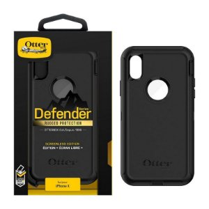 CAPA OTTERBOX DEFENDER CASE RUGGED ANTI IMPACTO IPHONE X