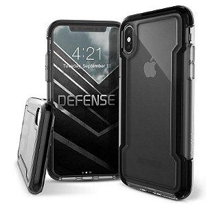 CAPA CASE DEFENSE CLEAR X-DORIA IPHONE X
