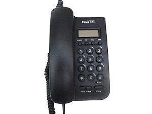 APARELHO TELEFONE MAXTEL MT-806CID