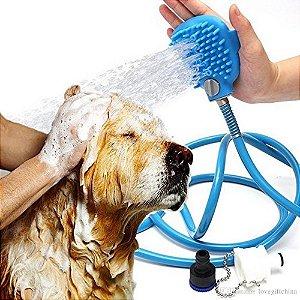 Mangueira Suporte para Banho PET