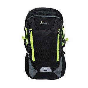 Mochila Esportiva com Compartimento para Bolsa de Hidratação YS29011 Yin's