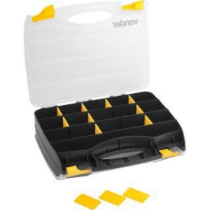 Organizador plástico OPV222 Vonder - 61.08.222.000