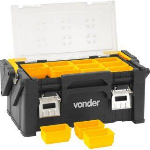 Organizador plástico para ferramentas OPV0800 Vonder - 61.08.800.000