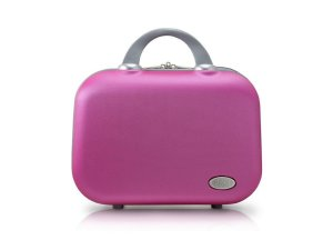 Frasqueira de Viagem Feminina Pink (Love) Jacki Design - APT17577