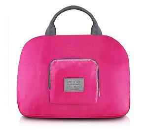 Bolsa de Viagem Dobrável Jacki Design - ARH18689  Cor:Pink
