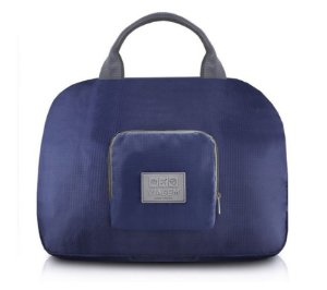 Bolsa de Viagem Dobrável Jacki Design - ARH18689  Cor:Azul