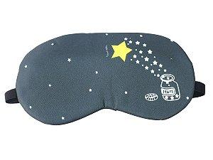 Máscara de Gel Térmico para Descanso Estampa:Estrela