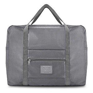 Bolsa de Viagem Dobrável GG (Viagem) Jacki Design - ARH18756 Cor:Cinza