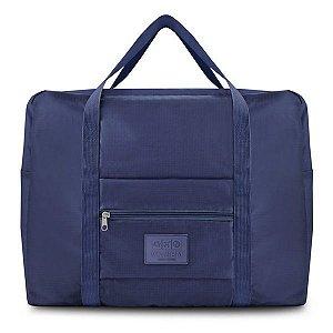Bolsa de Viagem Dobrável GG (Viagem) Jacki Design - ARH18756 Cor:Azul