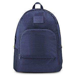 Mochila Dobrável Viagem Jacki Design - ARH18757 Cor:Azul