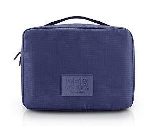 Necessaire de Viagem Jacki Design - ARH19807 Cor:Azul