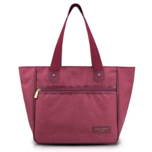 Bolsa G BE YOU Jacki Design - ABC19823 Cor:Vinho