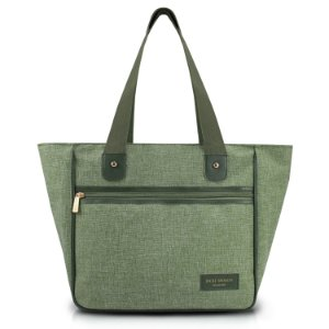 Bolsa G BE YOU Jacki Design - ABC19823 Cor:Verde