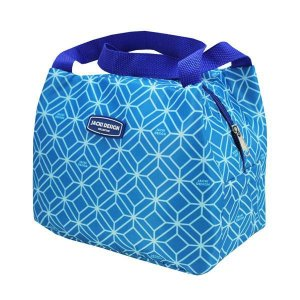 Bolsa Térmica M FRESH Jacki Design AQR19838 Cor:Azul