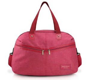 Bolsa de Viagem Be You Jacki Design ABC19826 Cor:Vermelho
