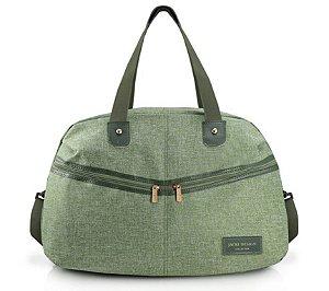 Bolsa de Viagem Be You Jacki Design ABC19826 Cor:Verde